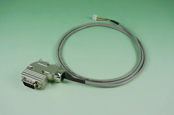 GR10605-001  D-SUB 9P 90度 & 2.0 HSG 1