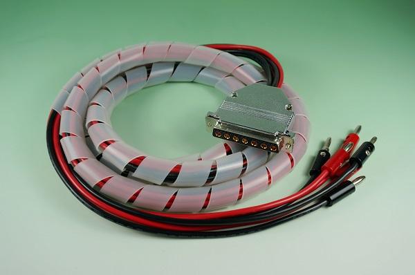 GR10617-002  24W7 連接器+鎖殼 & 香蕉接頭 & 透明蛇管 1