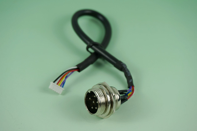 GR10617-001 M16圓形連接器 & 1.25HSG 1