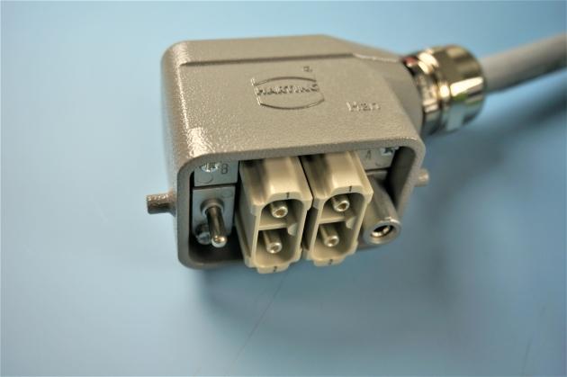 GR10609-003 Heavy Duty Han 6B Cable 2