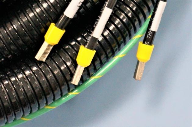 GR10622-004 Transformer conduit wire 1