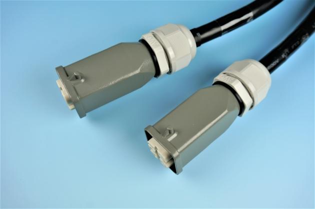 GR10609-005 Heavy Duty Han 3A Cable 1